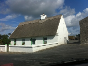 Aughinish Island Thatched Cottage